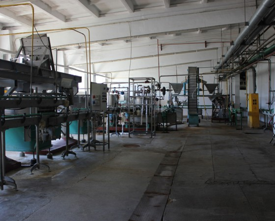 Transnistrian Canning Factory